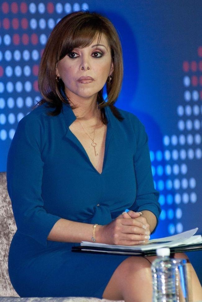 Marisela Morales Condecoran en Colombia a Marisela Morales