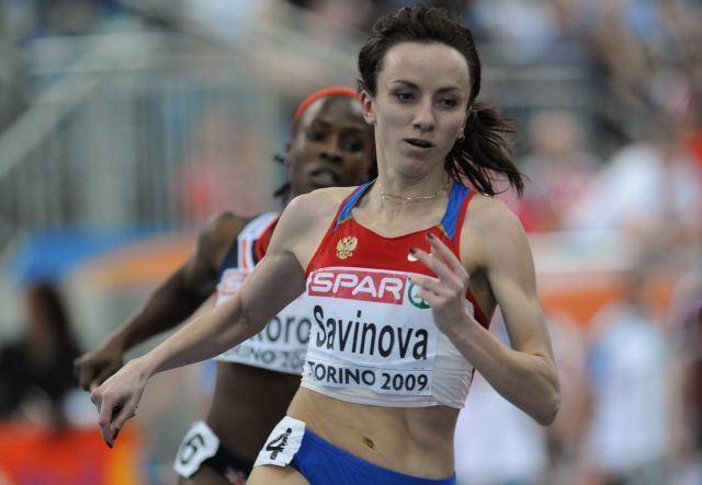 Mariya Savinova Mariya Savinova Wikipedia the free encyclopedia
