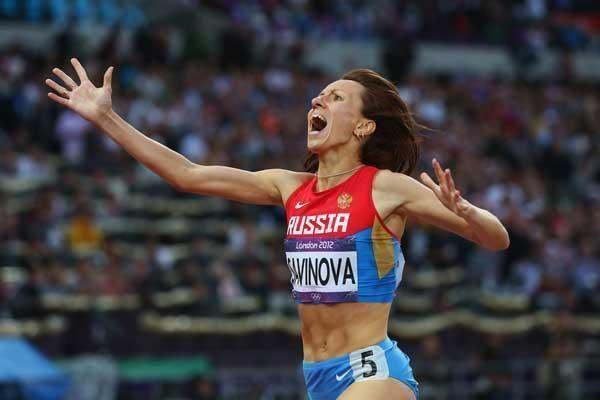 Mariya Savinova Athlete profile for Mariya Savinova iaaforg