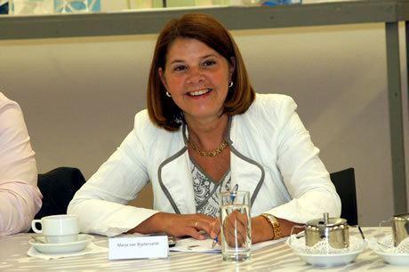 Marja van Bijsterveldt SintLucas maakt indruk in Den Haag