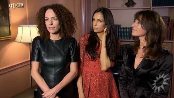 Marjolein Beumer Eerste hoofdrol voor Famke Janssen in Nederlandse film