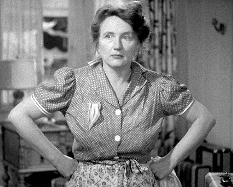 Marjorie Main Marjorie Main 1890 1975 in The Women 1938 Flickr