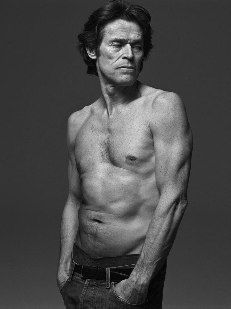 Mark Abrahams Black and White Celebrity Portraits by Mark Abrahams