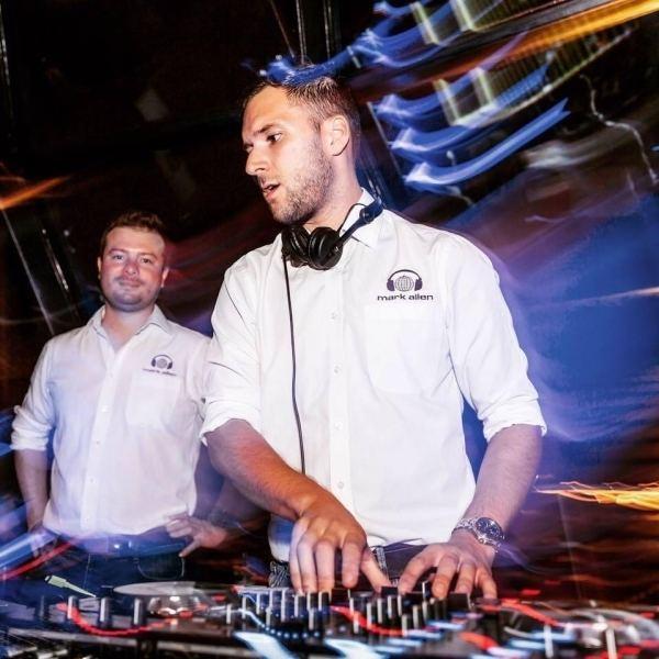 Mark Allen (DJ) Mark Allen Wedding DJ Norfolk Alive Network