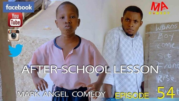 Mark Angel AFTER SCHOOL LESSON Mark Angel Comedy Episode 54 YouTube