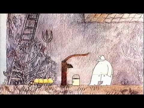 Mark Baker (animator) Baker Mark The Hill Farm 1989 Pt1 YouTube