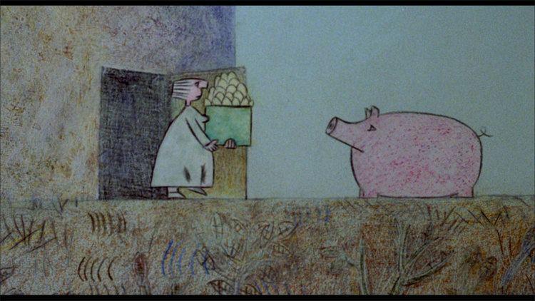 Mark Baker (animator) The Hill Farm Mark Baker Dr Grobs Animation Review