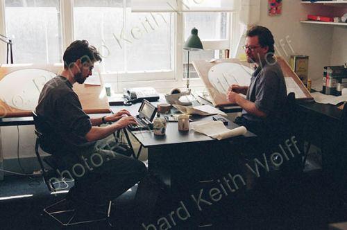Mark Baker (animator) Richard Keith Wolff Mark Baker Neville Astley