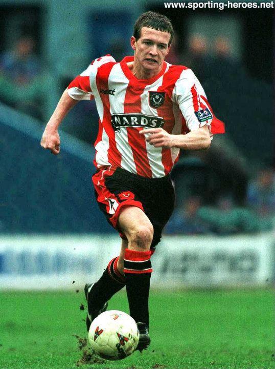 Mark Beard (footballer) Mark BEARD League appearances Sheffield United FC