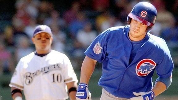 Mark Bellhorn Cubs Retrospective Mark Bellhorn 2002 Baseball Essential