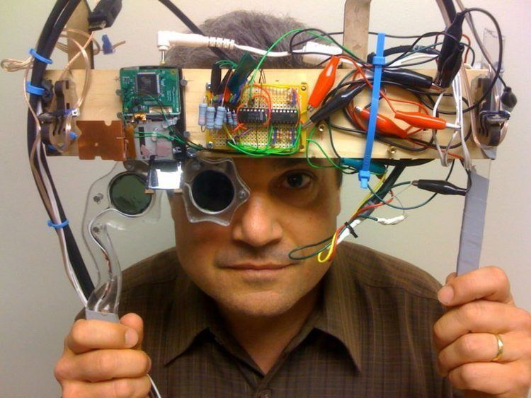 Mark Bolas Microsoft Hires USC Mixed Reality Pioneer Mark Bolas