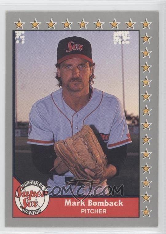 Mark Bomback (baseball) Mark Bomback Baseball Cards COMC Card Marketplace