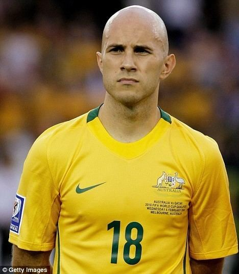Mark Bresciano Premier League trio set to battle for Palermo39s 5m