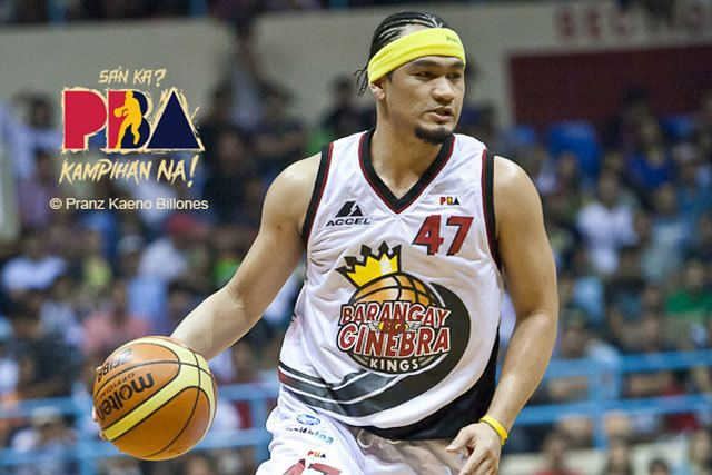 Mark Caguioa Mark Caguioa tweets out support for Ginebra coach Frankie