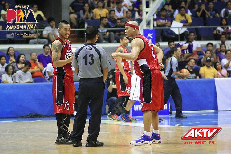 Mark Caguioa SLAM 1on1 with Mark Caguioa SLAMonline Philippines