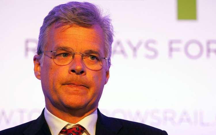 Mark Carne Pay increases for rail bosses despite delays Telegraph