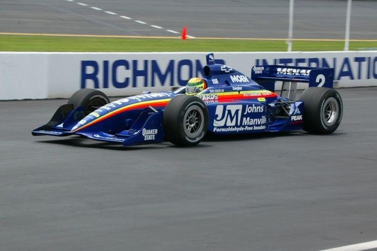 Mark Dismore Mark Dismore Team Menard Indy Racing League 2002