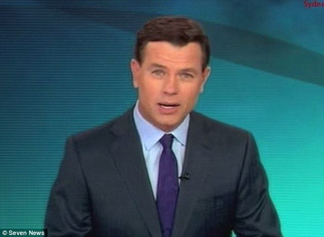 Mark Ferguson (news presenter) Mark Ferguson takes 350k pay cut to sign with Seven after Chris