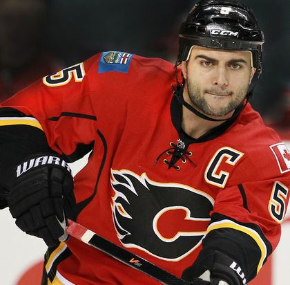Mark Giordano Calgary Flames captain Mark Giordano off to blistering