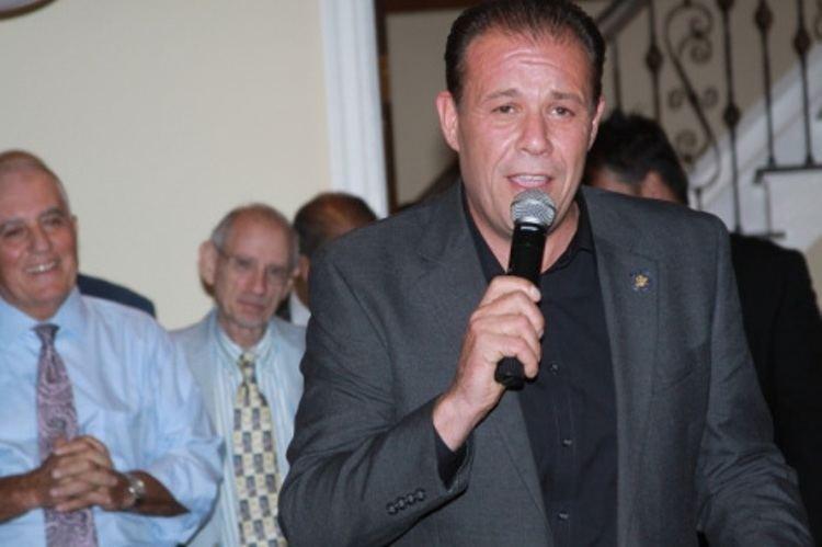 Mark Gjonaj Mark Gjonaj the first AlbanianAmerican Assemblyman in