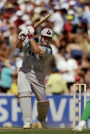 Mark Greatbatch New Zealands crisis man blitzed bowlers into