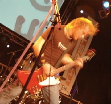 Mark Hamilton (guitarist)