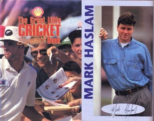 Mark Haslam (Cricketer)