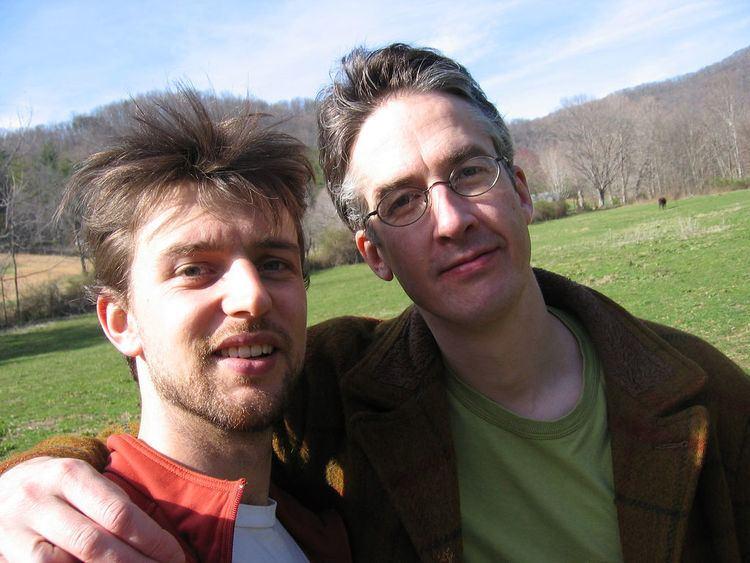 Mark Hosler colin and mark hosler from negativland Flickr Photo