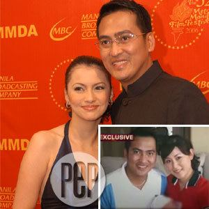 Mark Lapid Mark Lapid and Tanya Garcia still mum about Yuri Parks expose PEPph