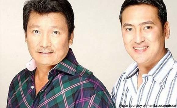 Mark Lapid Not like father like son Mark Lapid says he has an education