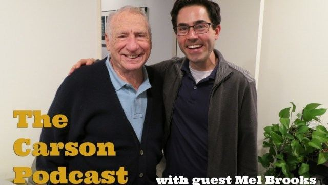 Mark Malkoff The Carson Podcast Mark Malkoffs New Project Dedicated to Sharing