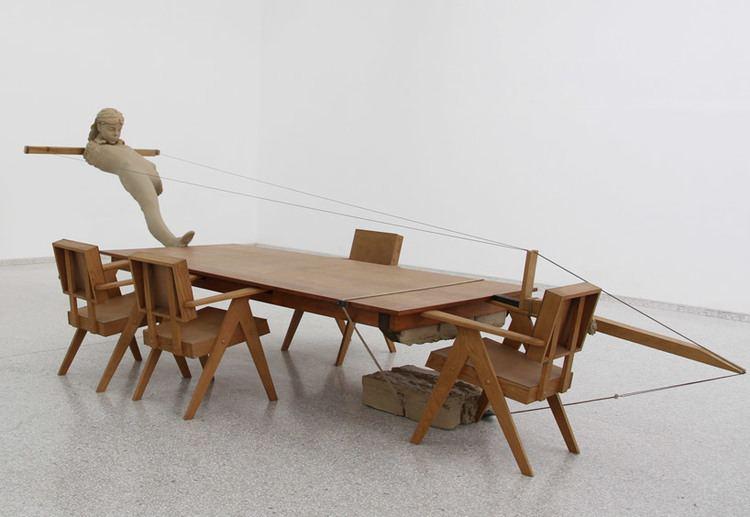 Mark Manders mark manders mind study installation