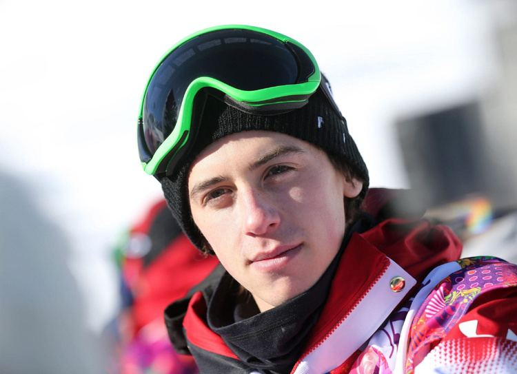 Mark McMorris Sochi 2014 Mark McMorris Canadian medal contender in