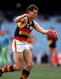 Mark Mickan Australian Football Mark Mickan Player Bio