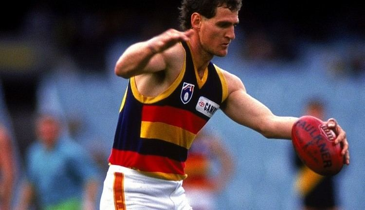 Mark Mickan Blast from the past Mark Mickan AFL Players