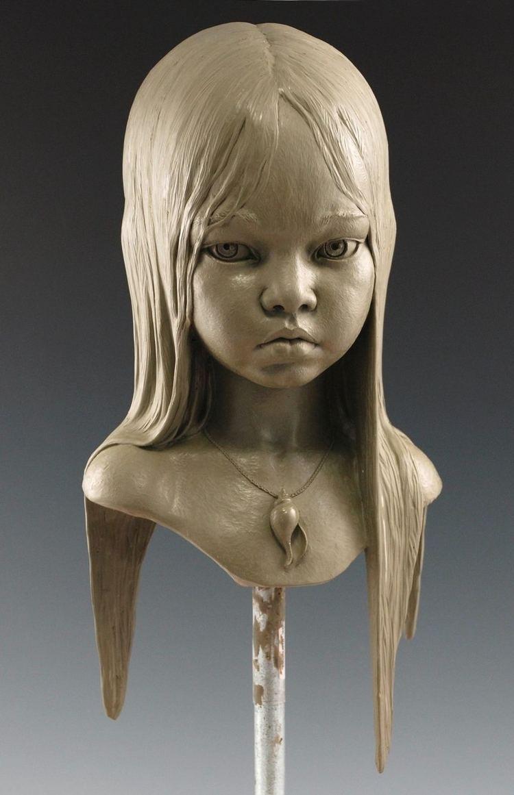 Mark Newman Mark Newman 1962 Figurative sculptor TuttArt Pittura