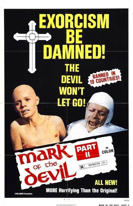 Mark of the Devil Part II Film Review Mark of the Devil Part II 1973 HNN
