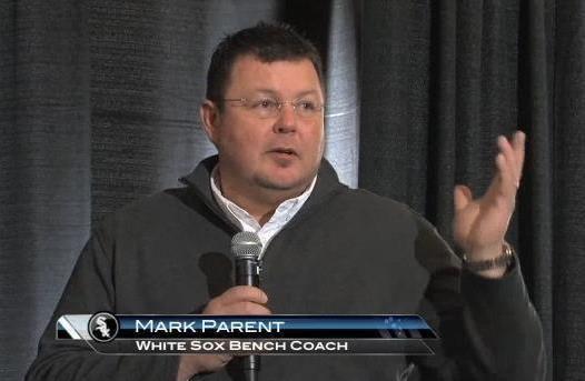 Mark Parent (baseball) Mark Parent The Baseball Codes