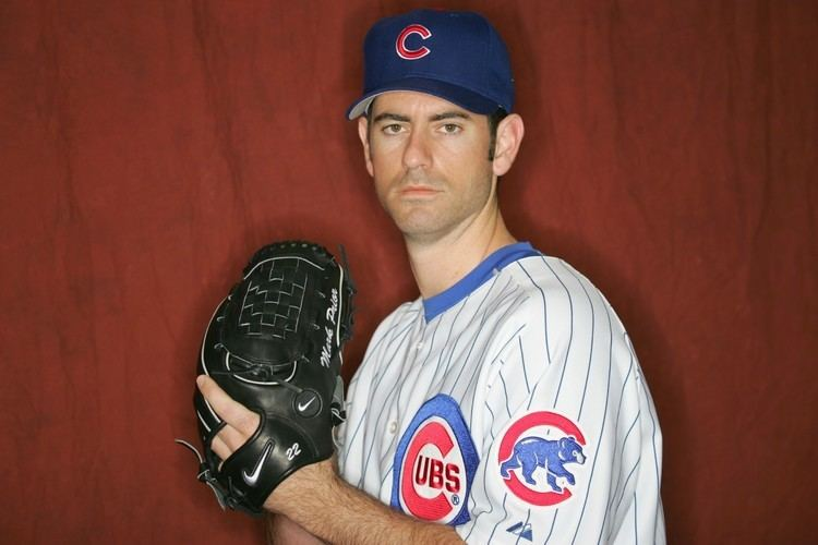Mark Prior Former Cubs standout Mark Prior selected to USC39s Hall of