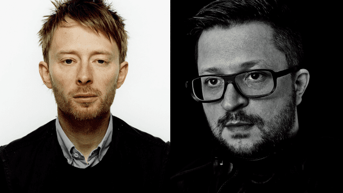 Mark Pritchard (music producer) Thom Yorke Lends His Voice To Haunting New Mark Pritchard Track
