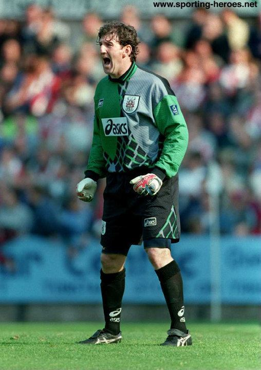 Mark Prudhoe Mark PRUDHOE League appearances Stoke City FC