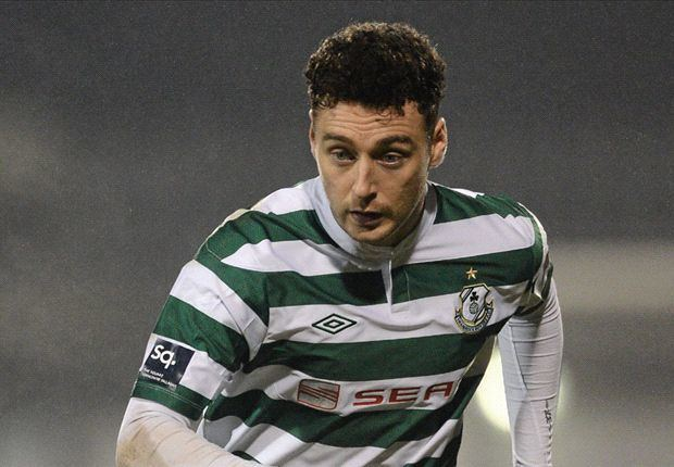 Mark Quigley Richie Ryan and Mark Quigley leave Shamrock Rovers Goalcom