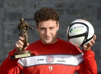 Mark Quigley Quigley picks up Player of the Month award The42