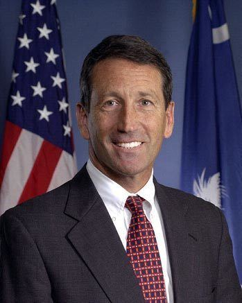 Mark Sanford Former Governor of the State of South Carolina Marshall