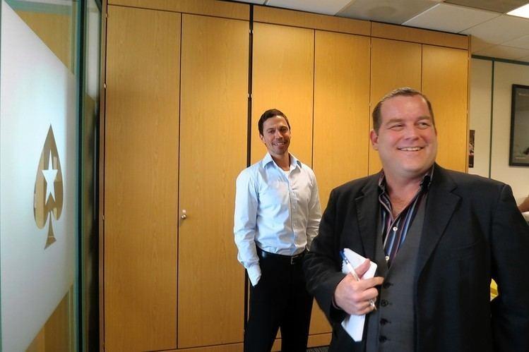 Mark Scheinberg PokerStars Is Set Back in Bid to ReEnter US WSJ