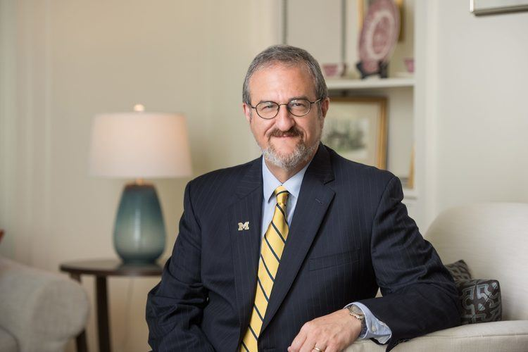 Mark Schlissel Biography Office of the President