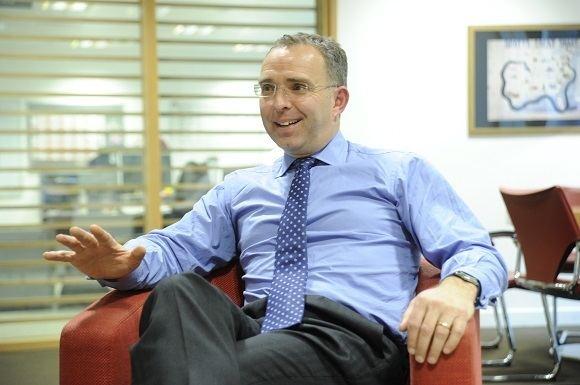 Mark Sedwill Perm Sec RoundUp Mark Sedwill Civil Service World
