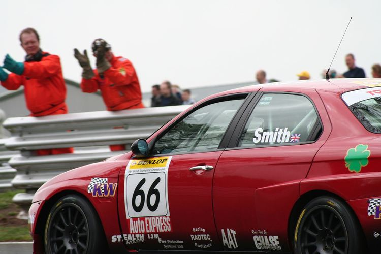 Mark Smith (British racing driver)
