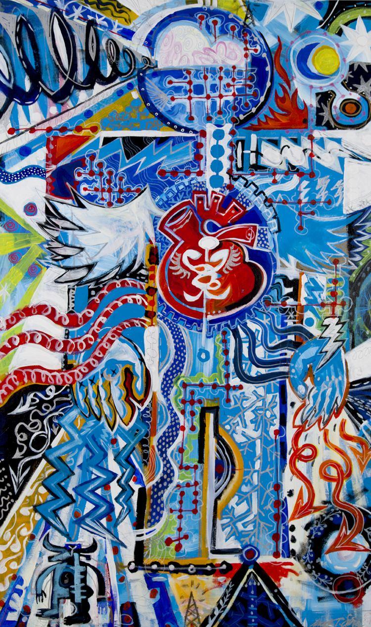 Mark T. Smith Mark T Smith Gestural Painter Richard Solomon Artists Representative