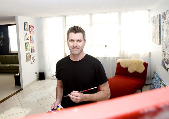 Mark T. Smith Brand Interview Mark T Smith Fine Artist Branding
